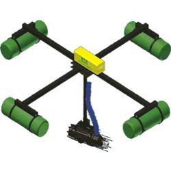 Misturador Oxigenador Rotativo